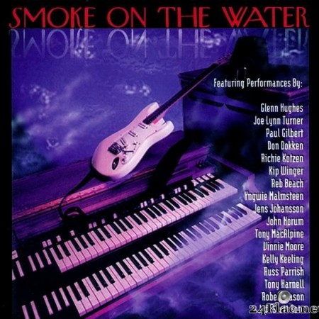 VA - Smoke On The Water-A Tribute To Deep Purple (1994) [FLAC (tracks + .cue)]