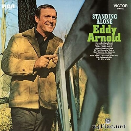 Eddy Arnold - Standing Alone (1970/2020) Hi-Res