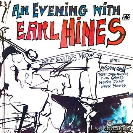 Earl Hines - An Evening with Earl Hines (1973/2020) Hi-Res