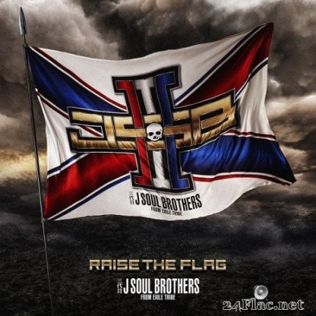 J Soul Brothers - RAISE THE FLAG (2020) Hi-Res + FLAC