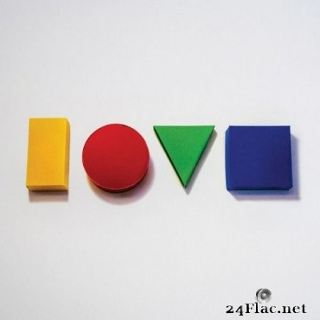 Jason Mraz - Love Is A Four Letter Word (2012) Hi-Res