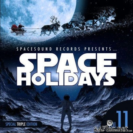 VA - Space Holidays Vol. 11 (2019) [FLAC (tracks)]