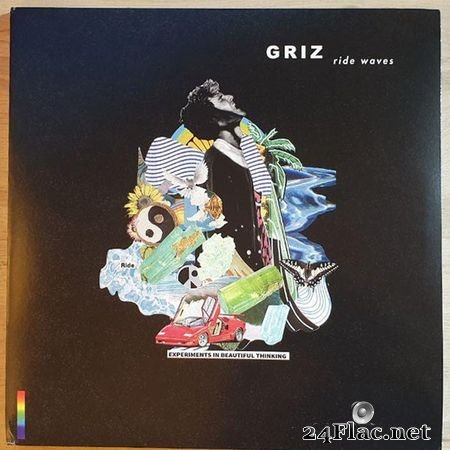 GRiZ - Ride Waves (2019) FLAC (tracks)