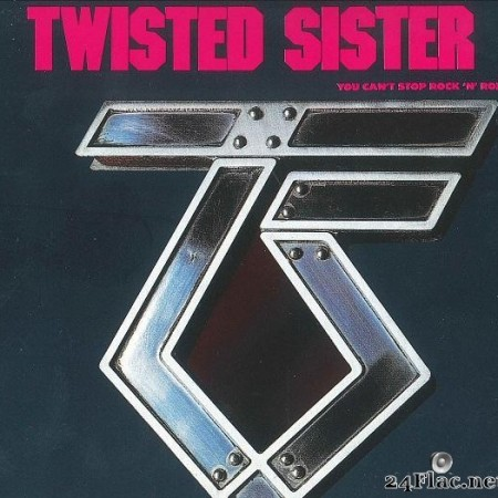 Twisted Sister - You Can't stop Rock 'n' Roll (1983) [FLAC (tracks + .cue)]
