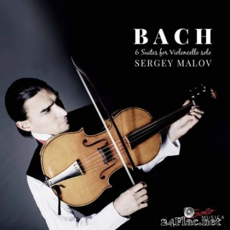 Sergey Malov - J.S. Bach: 6 Cello Suites, BWVV 1007-1012 (2020) Hi-Res