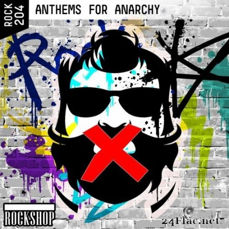 Michael Raphael & Jez Pike - Anthems for Anarchy (2019/2020) Hi-Res