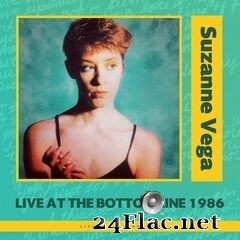 Suzanne Vega - Live at The Bottom Line 1986 (2020) FLAC