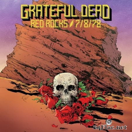 Grateful Dead - Red Rocks Amphitheatre, Morrison, CO 7/8/78 (Live) (2016) Hi-Res