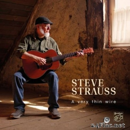 Steve Strauss - A Very Thin Wire (2020) Hi-Res