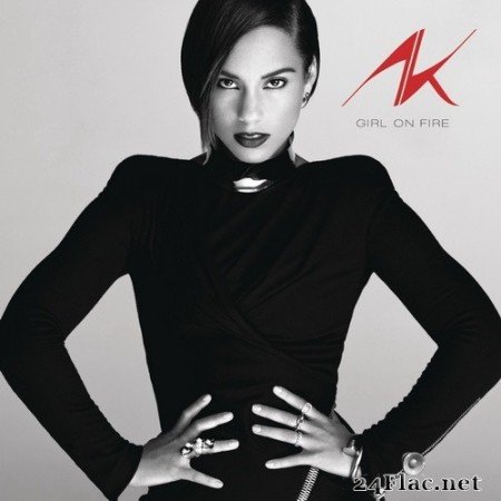 Alicia Keys - Girl On Fire (2012) Hi-Res