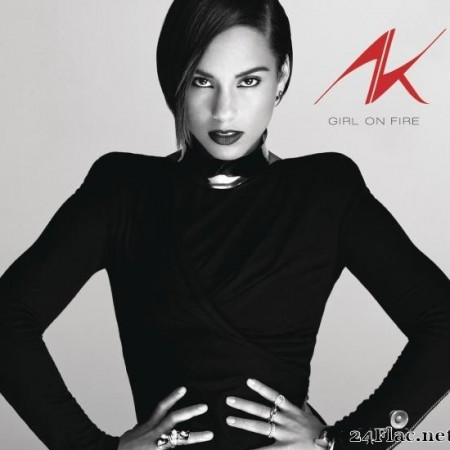 Alicia Keys - Girl On Fire (2012) [FLAC (tracks)]
