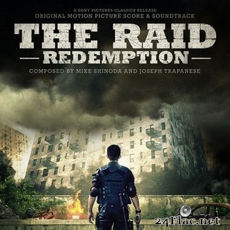 Joseph Trapanese & Mike Shinoda - The Raid: Redemption (2012) FLAC (tracks + .cue)