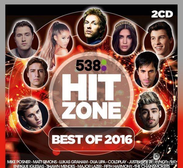 Va 538 Hitzone Best Of 2016 2016 Flac Tracks Cue Lossless Music Blog
