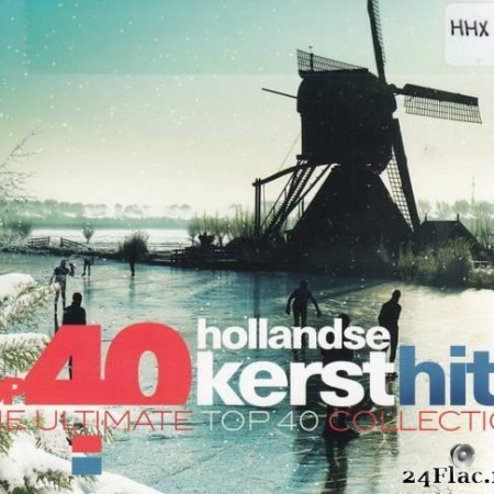 VA - Top 40 Hollandse Kersthits (The Ultimate Top 40 Collection) (2017) [FLAC (tracks + .cue)]