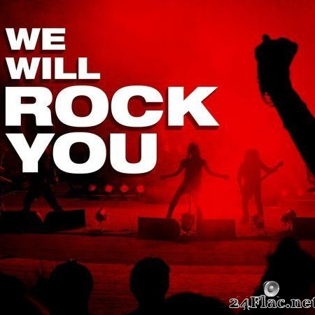 VA - We Will Rock You (2018) [FLAC (tracks)]