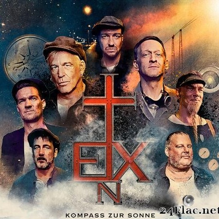 In Extremo - Kompass zur Sonne (Deluxe) (2020) [FLAC (tracks)]