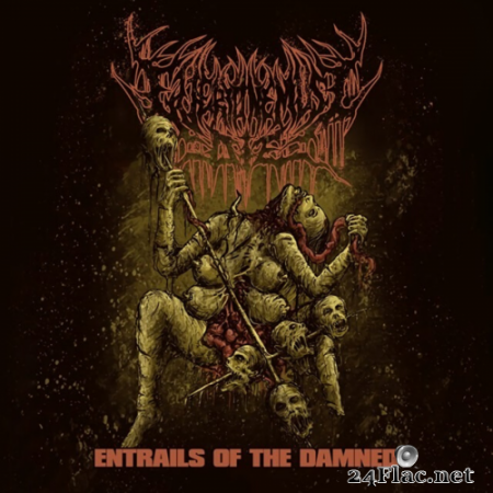 Everyone Must Die - Entrails of the Damned (EP) (2020) Hi-Res