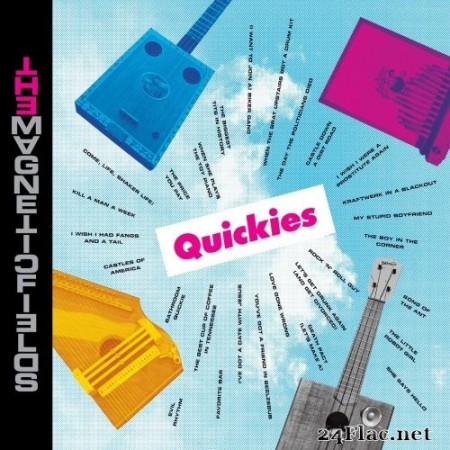 The Magnetic Fields - Quickies (2020) Hi-Res + FLAC