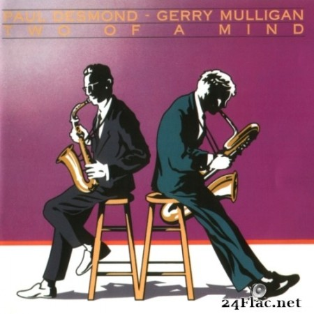 Paul Desmond & Gerry Mulligan - Two Of A Mind (1962/2015) Hi-Res