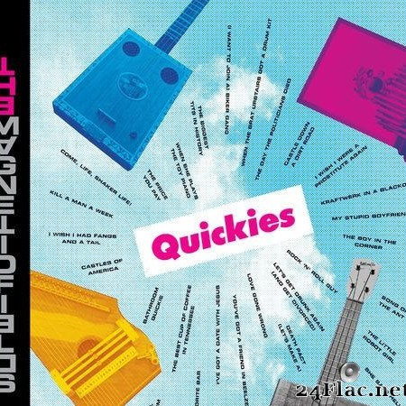 The Magnetic Fields - Quickies (2020) [FLAC (tracks)]