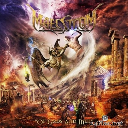 Maelstrom - Of Gods and Men (2020) FLAC