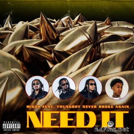 Migos, YoungBoy Never Broke Again - Need It (Singel) (2020) Hi-Res
