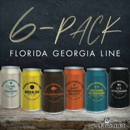Florida Georgia Line - 6-Pack (2020) Hi-Res