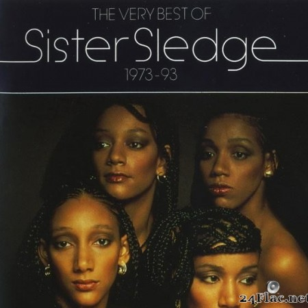 Sister Sledge - The Very Best Of Sister Sledge 1973-93 (1993) [FLAC (tracks + .cue)]
