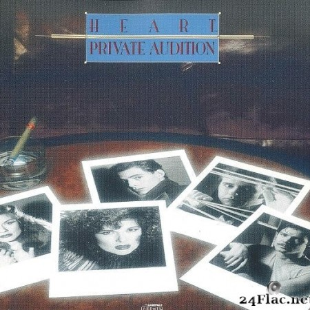 HEART - Private Audition (1982) [FLAC (tracks + .cue)]