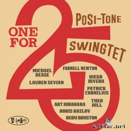 Posi-Tone Swingtet - One for 25 (2020) Hi-Res