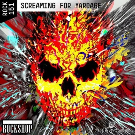 Michael Raphael - Screaming for Yardage (2020) Hi-Res