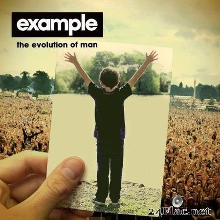 Example - The Evolution of Man (Ministry Of Sound [MOSART6]) (2012) FLAC (tracks+.cue)