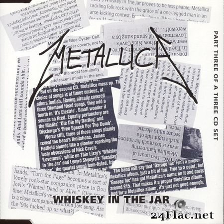Metallica - Whiskey In The Jar (2011) (24bit Hi-Res) FLAC
