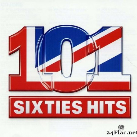 VA - 101 Sixties Hits (2007) [FLAC (tracks + .cue)]