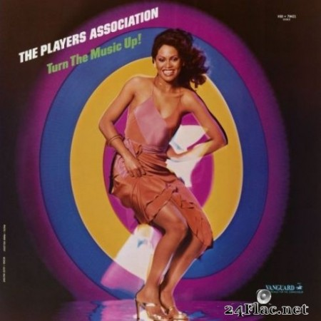 The Players Association - Turn The Music Up! (Remastered) (2020) Hi-Res