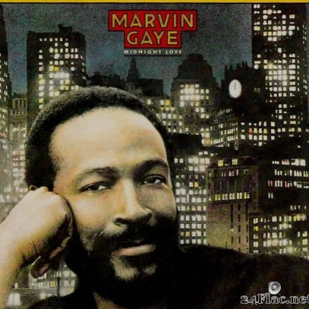 Marvin Gaye - Midnight Love (1982) [FLAC (tracks + .cue)]