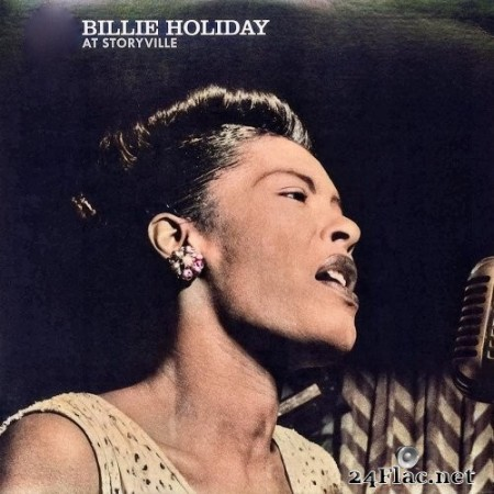 Billie Holiday - Billie Holiday At Storyville (2020) Hi-Res