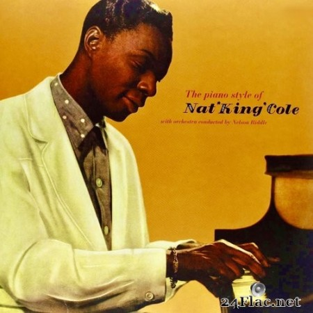 Nat King Cole - The Piano Style of Nat King Cole (2020) Hi-Res