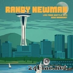 Randy Newman - Live From Seattle 1974 (2020) FLAC