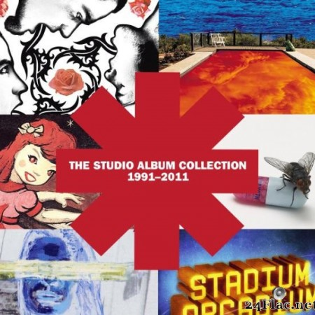 Red Hot Chili Peppers - The Studio Album Collection 1991 - 2011 (2014) [FLAC (tracks)]