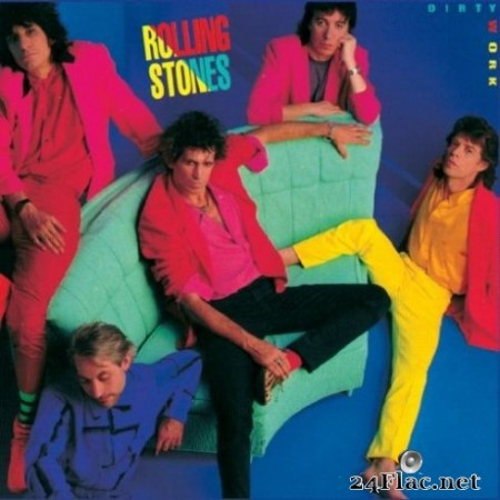 The Rolling Stones - Dirty Work (Remastered) (2020) Hi-Res