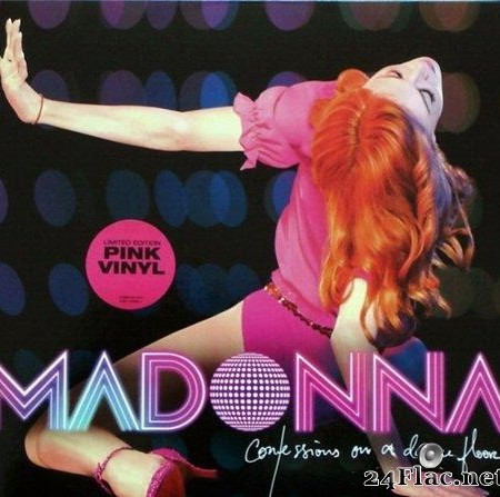 Madonna - Confessions On A Dance Floor (2006) [Vinyl] [FLAC (tracks + .cue)]