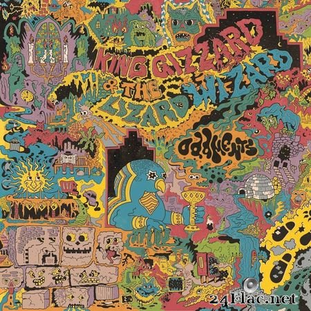 King Gizzard and the Lizard Wizard - Oddments (2014) FLAC