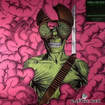 Thee Oh Sees - Carrion Crawler / The Dream EP (2011) FLAC (tracks+.cue)