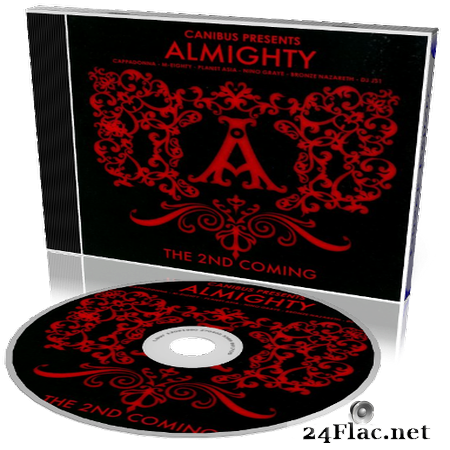 Canibus Presents - Almighty - The 2nd Coming (2013) FLAC (tracks)