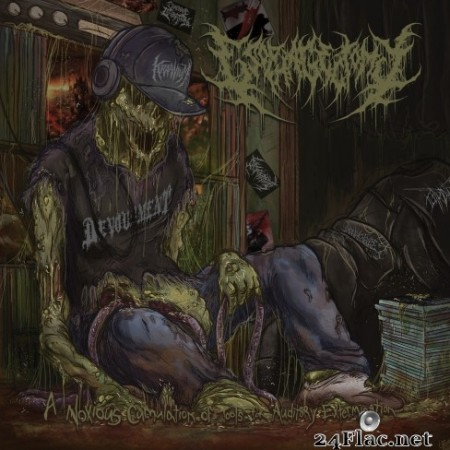 Esophagectomy - A Noxious Cumulation of Tools for Auditory Extermination (EP) (2020) Hi-Res