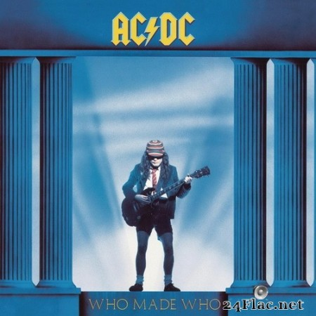 AC/DC - Who Made Who (1986/2020) Hi-Res