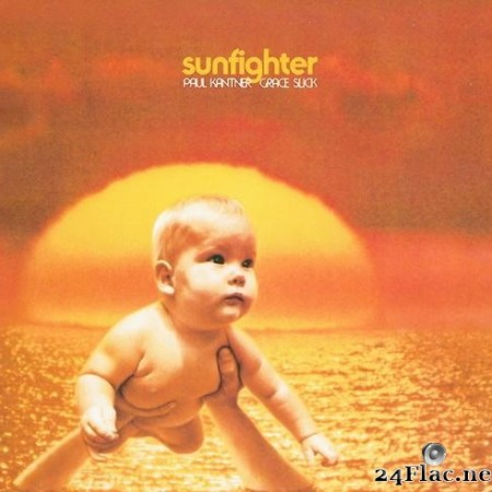 Paul Kantner & Grace Slick - Sunfighter (1971/2018) [FLAC (tracks + .cue)]