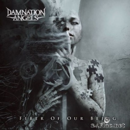 Damnation Angels - Fiber of Our Being (2020) FLAC