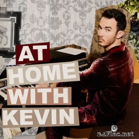 Jonas Brothers - AT HOME WITH KEVIN (EP) (2020) FLAC